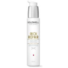 Serum tratament cu 6 efecte pentru par - 6 Effects Serum - Rich Repair - Goldwell - 100 ml