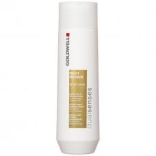 Sampon reparator pentru par uscat - Cream Shampoo - Rich Repair - Goldwell - 250 ml