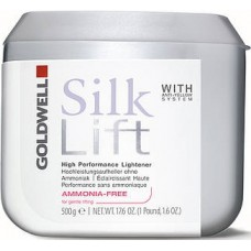 Pudra decoloranta performanta fara amoniac - High Performance Lightener - Silk Lift - Goldwell - 500 g