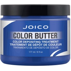 Tratament nuantator pentru par - Color Depositing Treatment - Color Butter - Blue - Joico - 177 ml