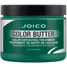Tratament nuantator pentru par - Color Depositing Treatment - Color Butter - Green - Joico - 177 ml