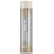 Sampon iluminator pentru parul blond - Brightening Shampoo - Blonde Life - Joico - 300 ml