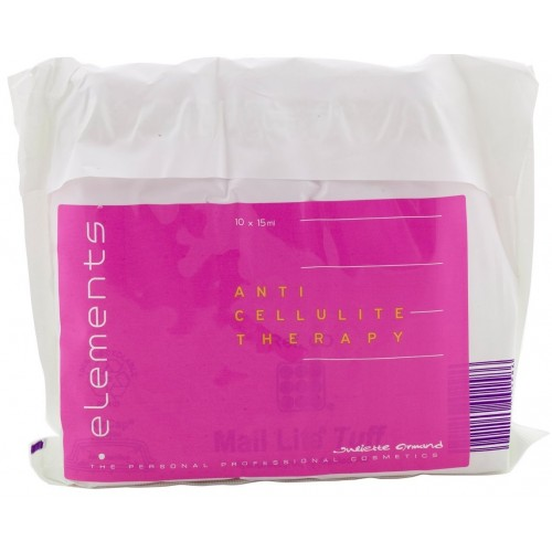 Ser Concentrat Anticelulitic - Anti-cellulite Therapy - Elements 15 - Juliette Armand - 10 *15 Ml