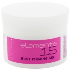 Gel cu acid hialuronic pentru tonifierea sanilor - Bust Firming Gel - Elements 15 - Juliette Armand - 200 ml