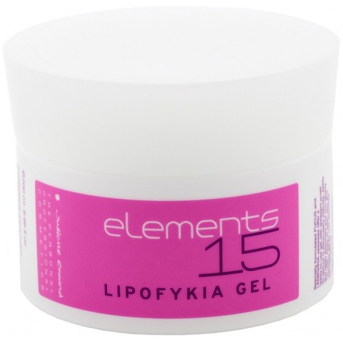 Gel Anticelulitic Cu Alge - Lipofykia Gel - Elements 15 - Juliette Armand - 200 Ml