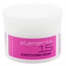Crema anti-vergeturi cu acid hialuronic - Stretch Firm Cream - Elements 15 - Juliette Armand - 200 ml