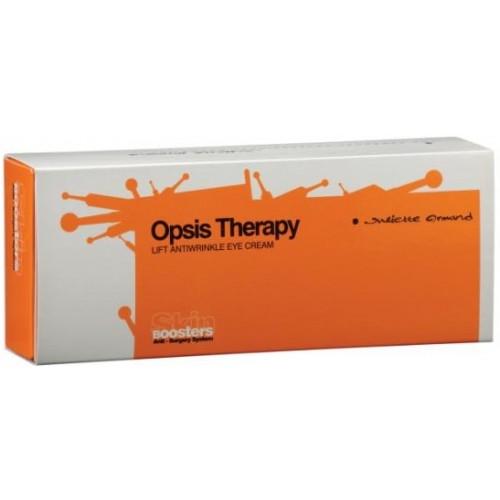 Crema De Ochi Anti-cearcane Si Impotriva Ridurilor De Expresie - Lift Anti-wrinkle Eye Cream - Opsis Therapy - Juliette Armand - 10 Ml