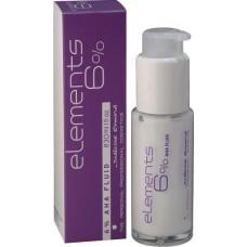 Crema care indeparteaza celulele moarte - 6% AHA Fluid -  Elements 6% - Juliette Armand - 30 ml