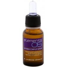 Ser hranitor cu complex de vitamine - Vitamins Complex Serum - Elements 05 - Juliette Armand - 20 ml