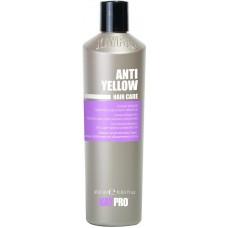Sampon impotriva ingalbenirii parului alb sau decolorat - Anti-Yellowing Shampoo - KAYPRO - 350 ml