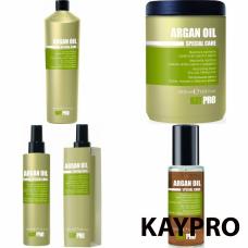 Kit hidratant mare cu ulei de argan - Argan Oil - KAY PRO - 4 produse cu 25% discount