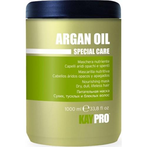 Masca Nutritiva Cu Ulei De Argan - Nourishing Mask With Argan Oil - Argan Oil - Kaypro - 1000 Ml