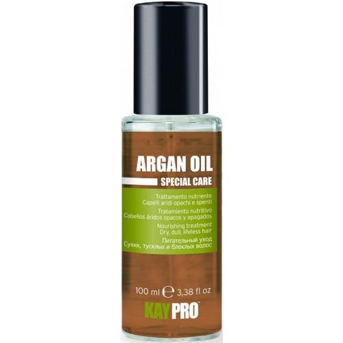 Tratament Hranitor Cu Ulei De Argan - Nourishing Treatment With Argan Oil - Argan Oil - Kaypro - 100 Ml