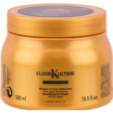 Masca sublimatoare cu uleiuri esentiale - Elixir Ultime - Kerastase - 500 ml