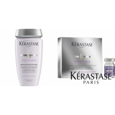 Kit anti-matreata - sampon + fiole - Specifique - Kérastase - 2 produse cu 5% discount