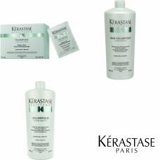 Kit mare pentru volum - sampon + tratament gel + pudra - Volumifique - Kérastase - 3 produse cu 7% discount