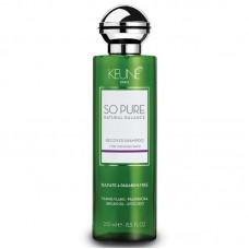 Sampon reparator pentru par intens degradat - Recover Shampoo - So Pure - Keune - 250 ml