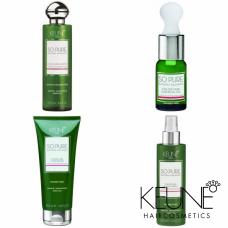 Kit pentru păr vopsit - So Pure Color Care - Keune - 4 produse cu 20% discount