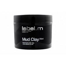 Ceara pentru texturizare si disciplinare - Mud Clay - Label.m - 50 ml