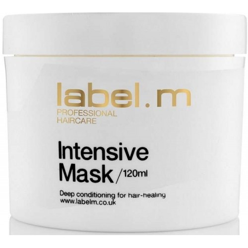 Tratament Masca Intensiv Pentru Par Degradat-intensive Mask Label.m 120 Ml