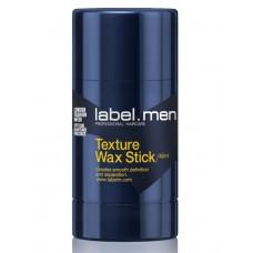 Ceara pentru textura si definire cu fixare puternica - Texture Wax Stick - Men - Label.m - 40 ml