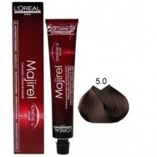 5.0 - Majirel - L'oreal Professionnel - Vopsea profesionala - 50 ml