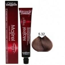 5.32 - Majirel - L'oreal Professionnel - Vopsea profesionala - 50 ml