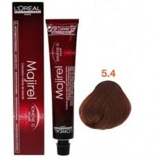 5.4 - Majirel - L'oreal Professionnel - Vopsea profesionala - 50 ml
