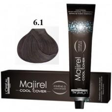 6.1 - Cool Cover - Majirel - L'oreal Professionnel - Vopsea profesionala - 50 ml