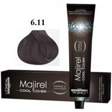 6.11 - Cool Cover - Majirel - L'oreal Professionnel - Vopsea profesionala - 50 ml