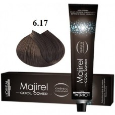 6.17 - Cool Cover - Majirel - L'oreal Professionnel - Vopsea profesionala - 50 ml