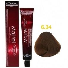 6.34 - Majirel - L'oreal Professionnel - Vopsea profesionala - 50 ml