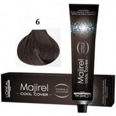 6 - Cool Cover - Majirel - L'oreal Professionnel - Vopsea profesionala - 50 ml