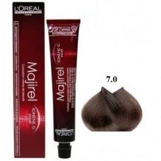 7.0 - Majirel - L'oreal Professionnel - Vopsea profesionala - 50 ml