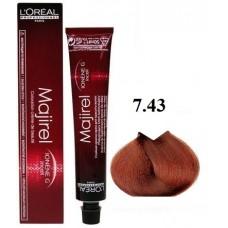 7.43 - Majirel - L'oreal Professionnel - Vopsea profesionala - 50 ml