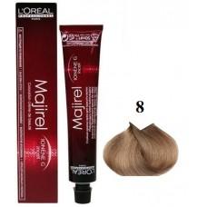 8 - Majirel - L'oreal Professionnel - Vopsea profesionala - 50 ml