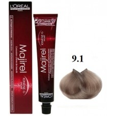 9.1 - Majirel - L'oreal Professionnel - Vopsea profesionala - 50 ml