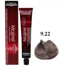 9.22 - Majirel - L'oreal Professionnel - Vopsea profesionala - 50 ml