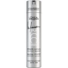 Fixativ anti-alergic cu fixare naturala - Soft Hairspray - Infinium Pure - L'Oreal Professionnel - 500 ml