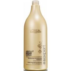 Sampon regenerant - Instant Resurfacing Shampoo - Absolut Repair Lipidium - L'oreal Professionnel - 1500 ml