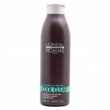 Sampon anti matreata - Anti-Dandruff Shampoo - Cool Clear - Homme - L'oreal Professionnel - 250 ml