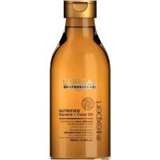 Sampon nutritiv - Nourishing Shampoo - Nutrifier Glycerol - L'oreal Professionnel - 250 ml