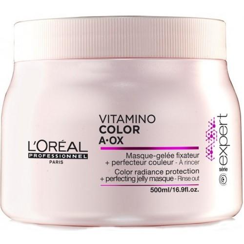 Masca Vitamino Color Aox Mqu Serie Expert L'oreal Professionnel 500 Ml