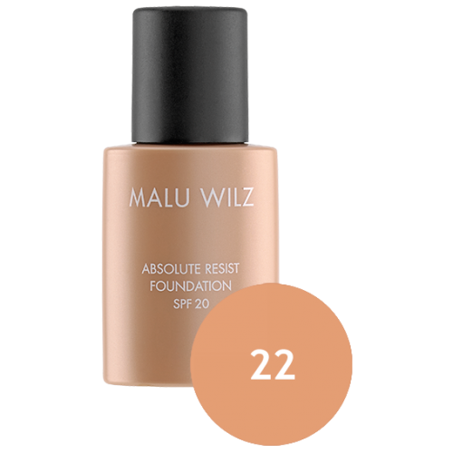 Fond De Ten Ultra Rezistent Spf 20 Absolute Resist Foundation 22 Malu Wilz