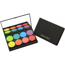 Paleta De Farduri Intens Pigmentate High Pigmented Eyeshadow Pallet MALU WILZ