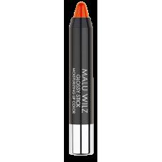 Gloss Hidratant Glossy Stick Moisturizing Lip Color Orange Kiss 3 MALU WILZ
