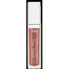 Gloss delicat - Soft Color Gloss 040 - MALU WILZ