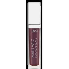 Gloss Delicat Soft Color Gloss MALU WILZ Nr. 055