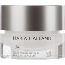 Crema pretioasa de zi cu protectie solara - 132 - Precious Day Cream - Maria Galland - 50 ml