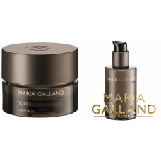Kit antirid absolut cu aur si trufe - crema + ser - Mille - Maria Galland - 2 produse cu 7% discount